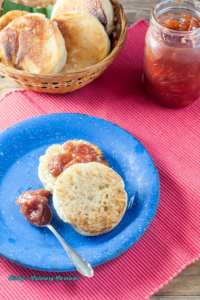 Easy English Muffins for the Bread Machine!