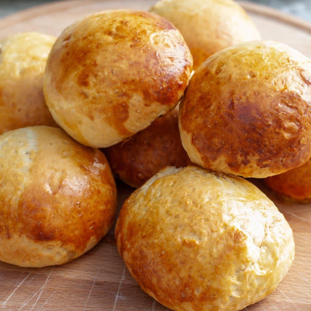 homamade panini bread recipe