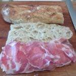Picnic Sandwich coppa