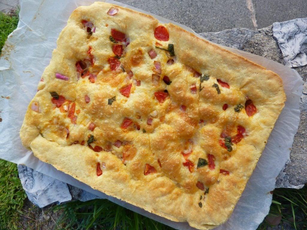 Pizza campofranco