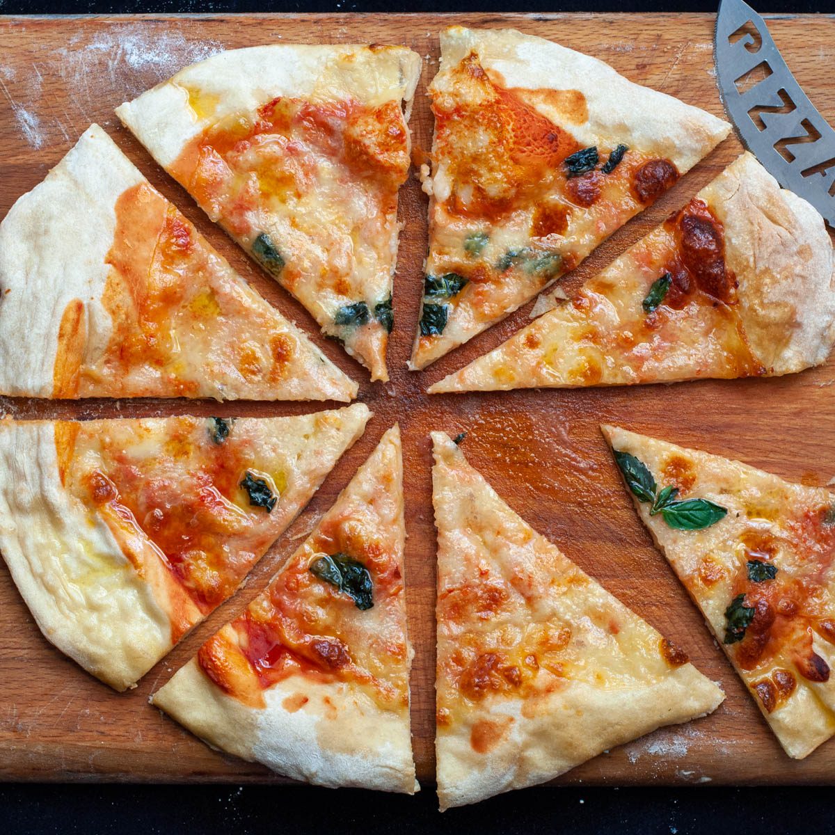 Italian Pizza Dough Recipe