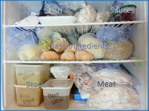 Once a Month Freezer Meal Prep
