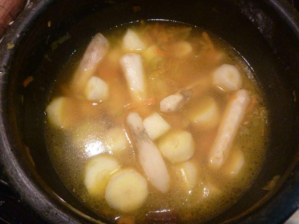 Jerusalem artichokes spinach soup 3_1_1