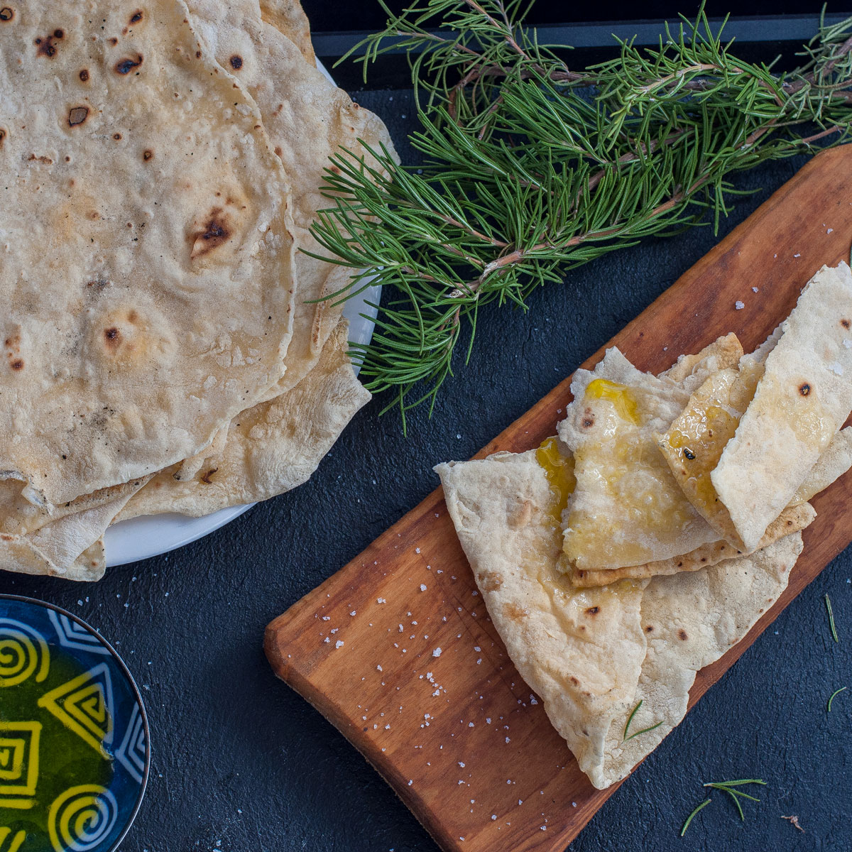 Homemade Indian Bread - Your Guardian Chef