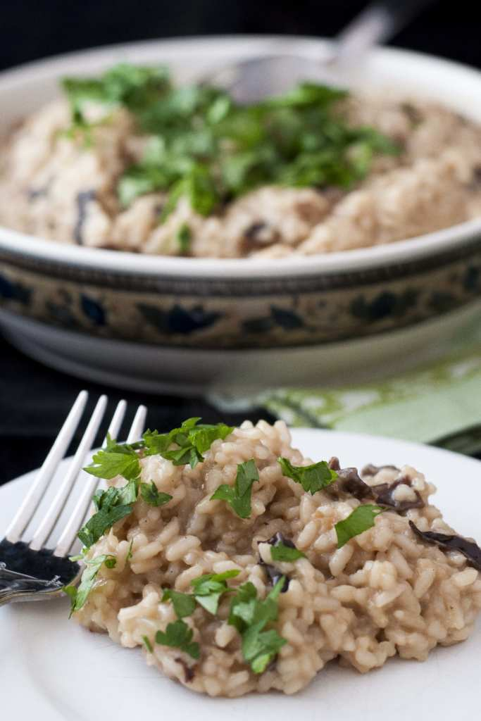 The Perfect Whatever Risotto Recipe verticals