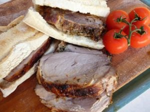 Homemade Porchetta Romana recipe