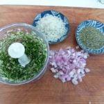 aromatic flavours for porchetta Romana