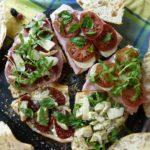 Mediterranean Picnic loaf panini