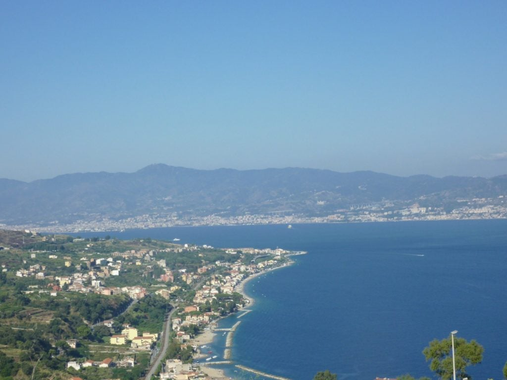 Sicily strait