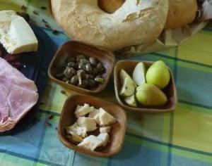 Mid summer picnic - aperitif
