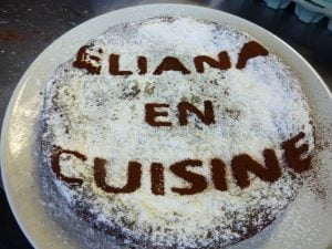 Caprese Cake Italian cooking classes