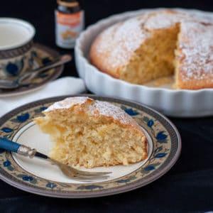 Classic Italian Ricotta Cake No Butter
