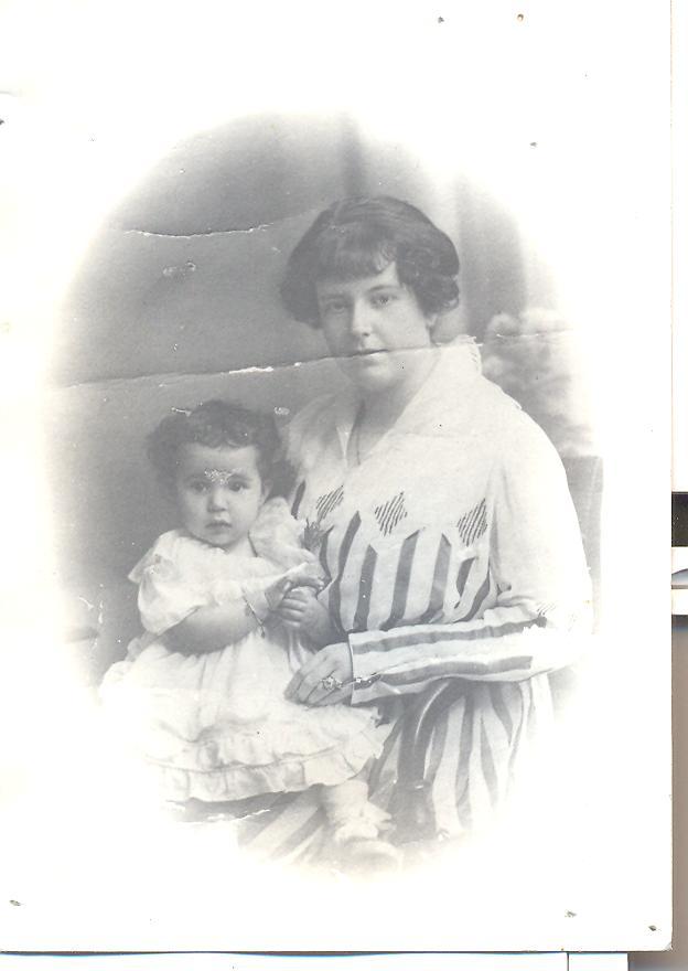 Gilda Bosurgi Zerbi e Clementina