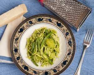 traditional genovese pesto recipe pasta