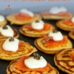 Next Tuesday is Pancake day, and instead of preparing pancakes with Maple Syrup, I am making Russian Pancakes with smoked salmon and homemade aioli. #yourguardianchef #pancakerecipe #pancakes #smokedsalmon