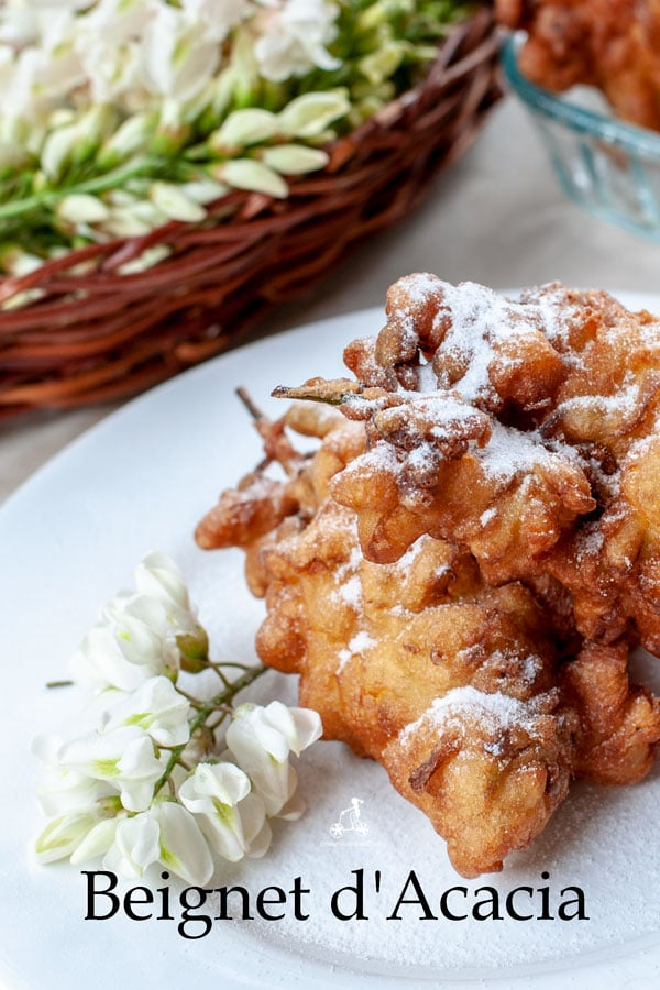 Acacia fritters recipe is perfect for celebrating mother's day, the edible acacia flowers blossom right at the beginning of May. Just in time for the celebration. #yourguardianchef