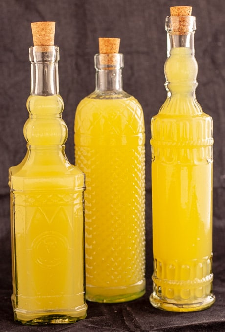 limoncello 3 bottles