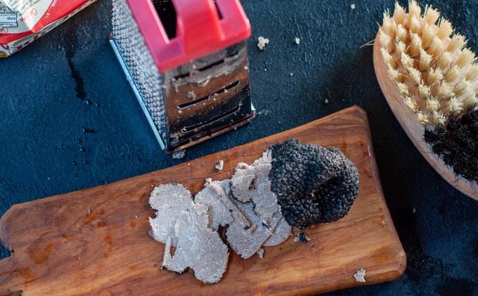 black truffle eastivum