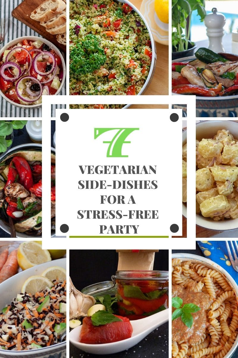 7 Vegetarian buffet side-dishes for a stress-free party PIN