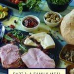Part 1: Family Meal Planner Based On Fresh Vegetables