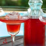 Strawberry liqueur is a necessary addition to a homemade liqueur assortment, it adds color and flavor to cocktails and punches or it is simply served cold with a drop of lemon. Like all homemade liqueurs, it makes a perfect edible gift.