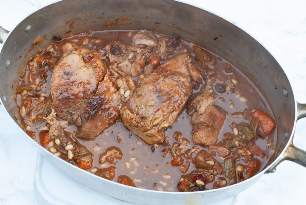 wild boar stew