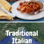 Traditional Italian recipes vary by region, they are linked to their climate, their local produce, and their history. Here is a synopsis of the major ones.