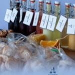Homemade Italian liqueurs are traditions that carry within the families for generations. Started as a way to store medicinal herbs, it became a pleasant after-dinner drink to share with friends and a unique edible gift.