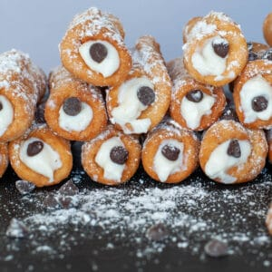 Authentic Cannoli recipe
