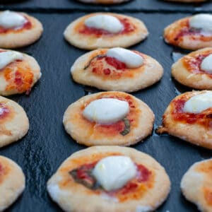 Pizzette Italian pizza bites